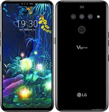 LG V50 ThinQ - 128 GB - Black - Unlocked - CDMA/GSM