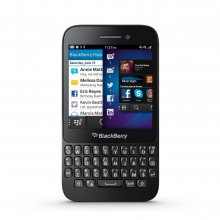 BlackBerry Q5 - 8 GB - Black - Unlocked - GSM